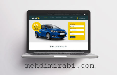 Car Dealer, Rental & Classifieds